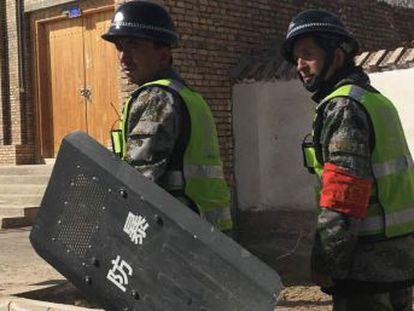 Según algunos cálculos, el 11,5% de la población uigur musulmana podría estar internada en campos de reeducación