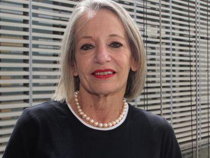 La parlamentaria israelí Rachel Adatto.