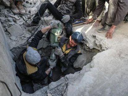 El alto el fuego decretado por la ONU en la castigada región siria no ha sido respetado