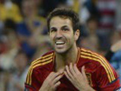 El lanzamiento a lo Panenka de Ramos, el fallo de Bruno Alves, el remate definitivo de Cesc... vea la tanda que ha dado el pase a España a la final