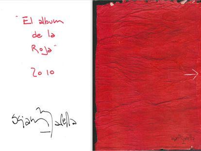 El álbum de La Roja de Sciammarella