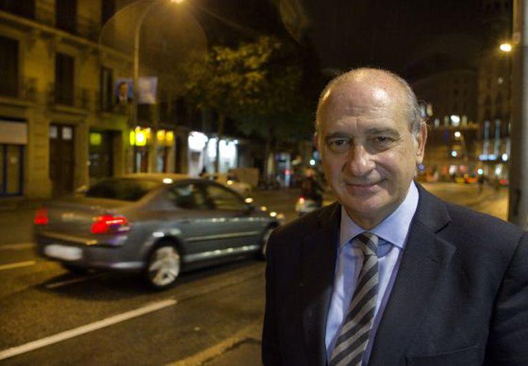Jorge Fernández Díaz, en una imagen de archivo de 2011.