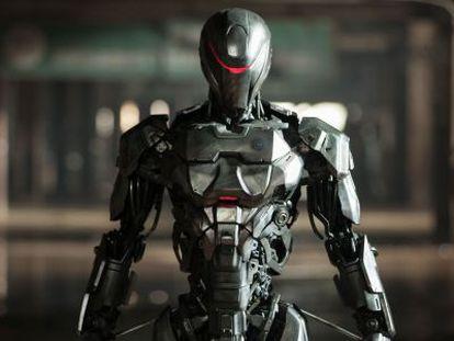Fotograma de 'Robocop', de José Padilha (2014).