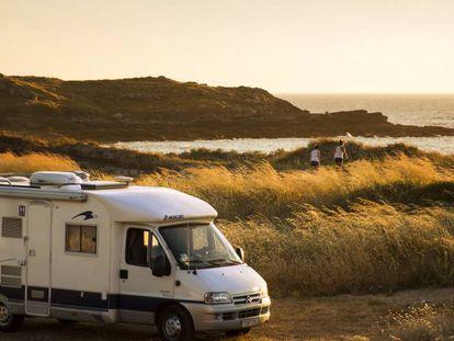 Las autocaravanas permiten una mayor libertad a la hora de viajar.