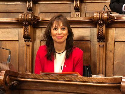 Marilen Barceló, la concejal de Cs en el Ayuntamiento de Barcelona.