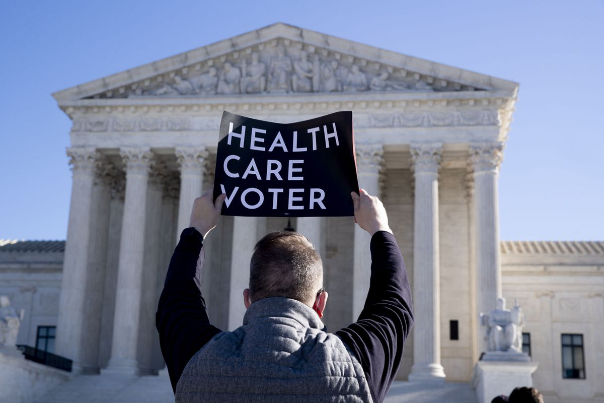 La ley sanitaria de Obama sobrevive al último desafío republicano frente al Tribunal Supremo