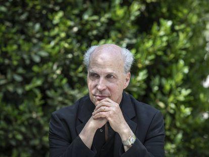 El químico Roger Kornberg, fotografiado en Valencia.