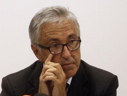 Giovanni Castellucci, en Génova en una imagen de 2018.