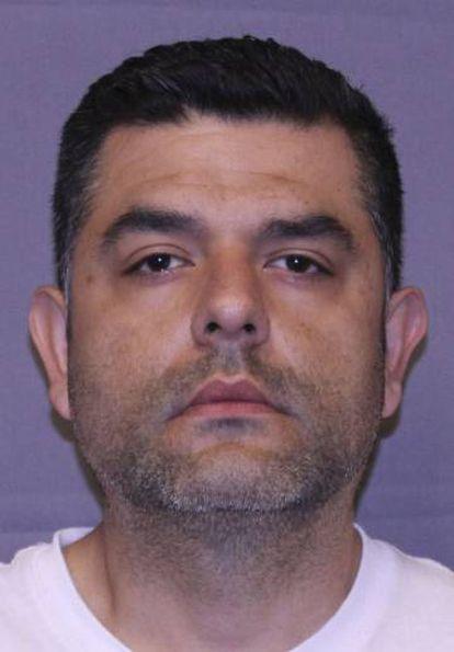 Andrés López Elorez, en una foto facilitada por la Fiscalía de Nueva York.