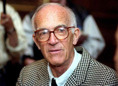 El autor de la Ópera de Sydney ganó el premio Pritzker en 2003