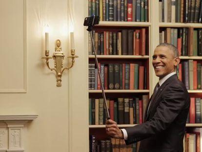 El vídeo promocional del presidente Obama.