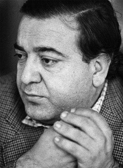 Pedro Altares, en 1978.