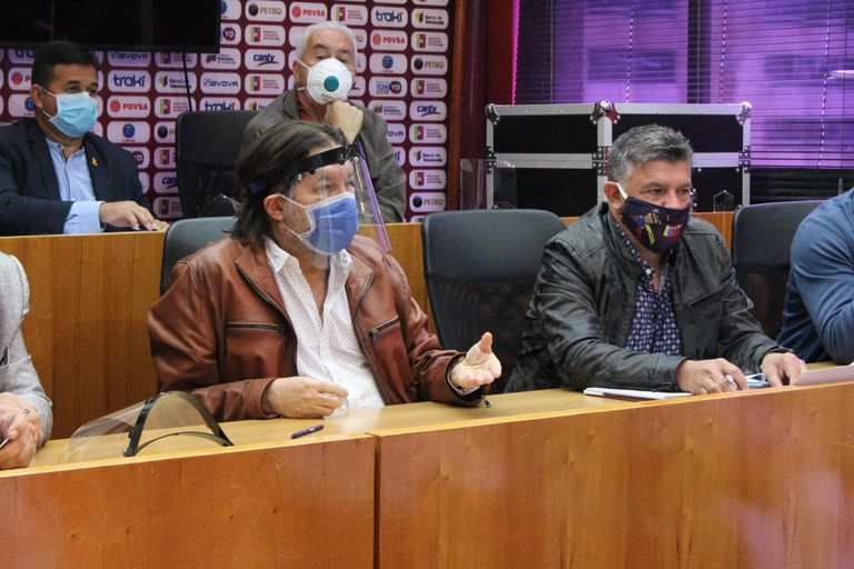 Muere el presidente de la Federación Venezolana de Fútbol tras sufrir un  infarto bajo arresto | Internacional | EL PAÍS
