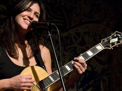 La guitarrista cordobesa Susana Raya.