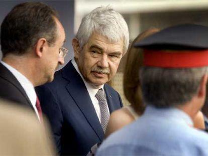 El expresident Pasqual Maragall, en una imagen de archivo