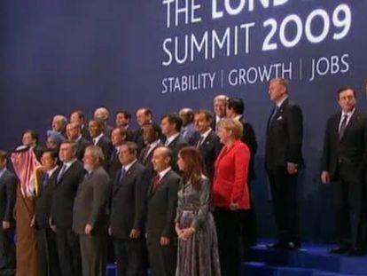 Londres espió a los delegados de las cumbres del G-20 en 2009
