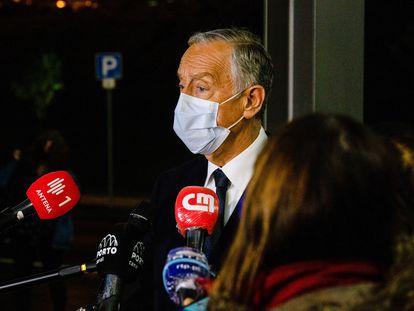 Marcelo Rebelo de Sousa ha sido reelegido presidente de Portugal.