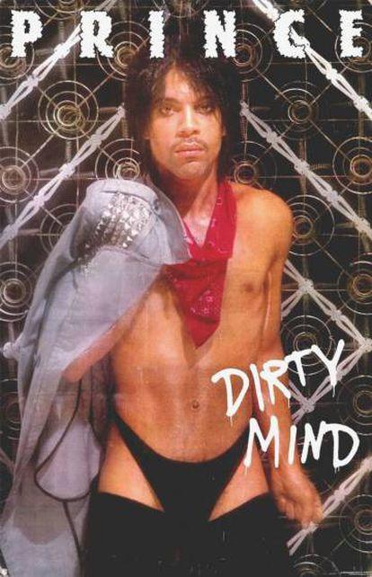 Prince, en 'Dirty Mind'.