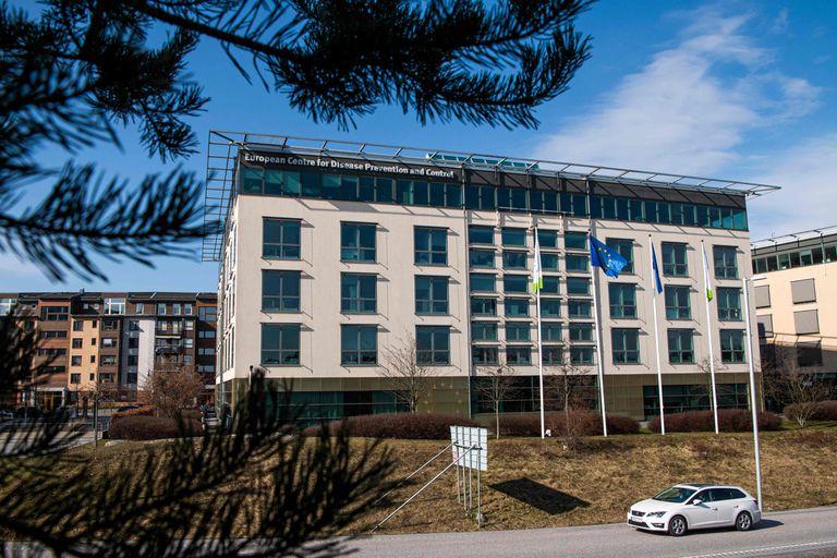 Sede del Centro Europeo para la Prevención y el Control de Enfermedades (ECDC) en Solna (Suecia).