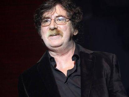 El músico Charly García.