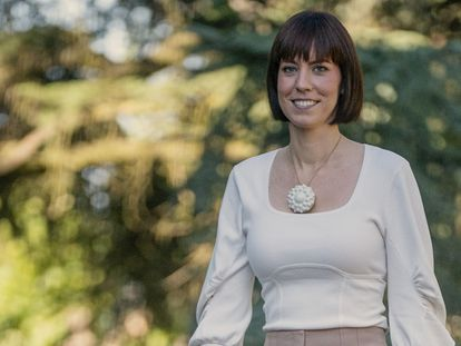 Diana Morant, ministra de Ciencia e Innovación, en julio.