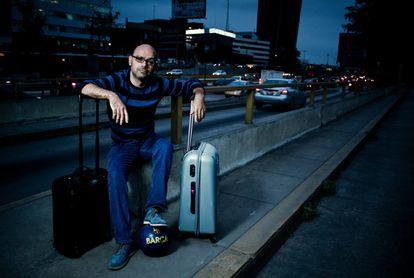 Hernán Migoya, en una imagen reciente.
