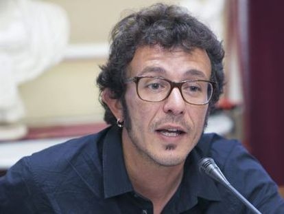 El alcalde de Cádiz, José María González.