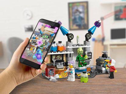 La realidad aumentada reinventa las construcciones de Lego