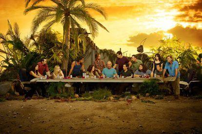 Imagen de promoción de la sexta y última temporada de la serie