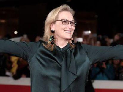 El discurso de la actriz contra Donald Trump en los Globos de Oro la encumbra como una de las líderes de una industria que recibe con recelo al nuevo presidente