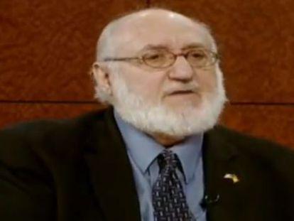 Gerardo Piña-Rosales, director de la Academia Norteamericana de la Lengua Española.