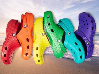 Los zuecos Crocs más vendidos para niños y adultos: en 35 colores y desde 20 euros en Amazon