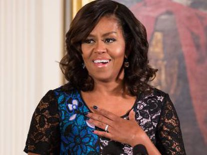 La esposa del todavía presidente de EE. UU. cumple este martes 53 años. La primera dama será recordada, entre otras cosas, por sus discursos