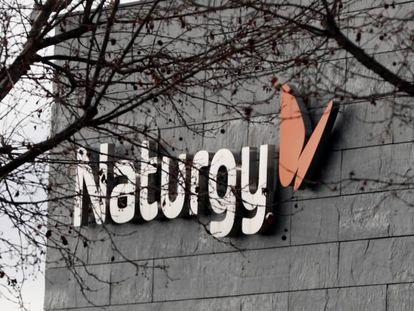 Fachada de la sede de Naturgy en Madrid.