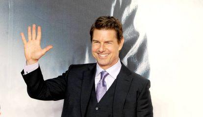 Tom Cruise, en Londres en mayo de 2018.