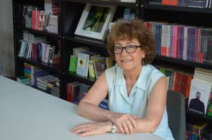 La periodista y escritora Sibila Camps.