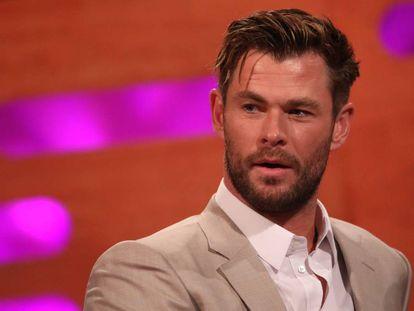 Chris Hemsworth, enLondres, el pasado mayo.