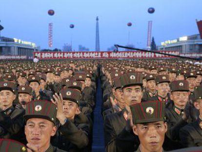 Preguntas y respuestas sobre la inédita escalada verbal entre Washington y Pyongyang