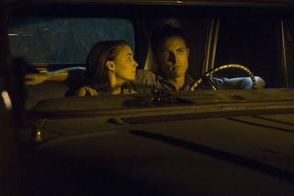 Rooney Mara y Casey Afleck, en una imagen de 'En un lugar sin ley'.