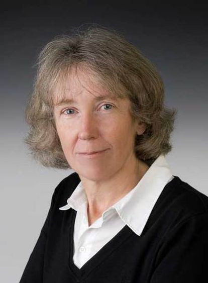 La bióloga Cindy Lee van Dover.