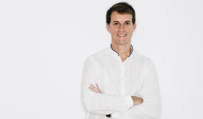 Eduardo Jáuregui (San Sebastián, 1970) es ingeniero industrial por la Universidad de Navarra y MBA por Deusto. En 2013 se asoció con el centro de investigación Vicomtech para cofundar Irisbond y llevar al mercado sus soluciones de accesibilidad tecnológica