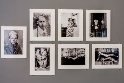 Autorretratos de Claude Cahun en la Bienal de Sao Paulo, inaugurada a comienzos de septiembre.