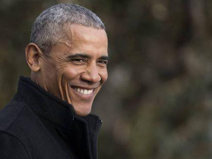 El presidente de EE UU, Barack Obama, este sábado.
