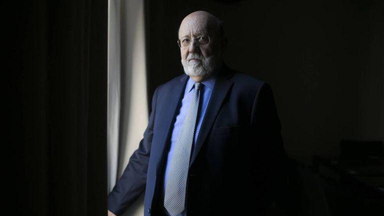 José Félix Tezanos, director del CIS, en una imagen de octubre de 2018.