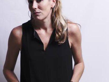 La escritora Sara Jaramillo Klinkert.
