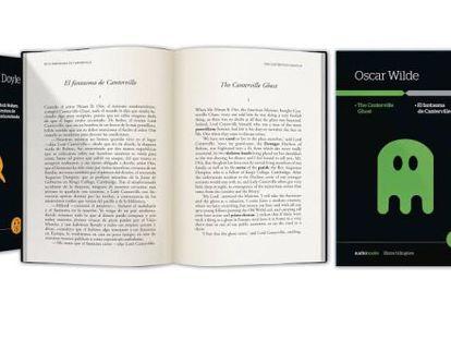 Audiolibro y edición bilingüe de maestros de la prosa inglesa con EL PAÍS.