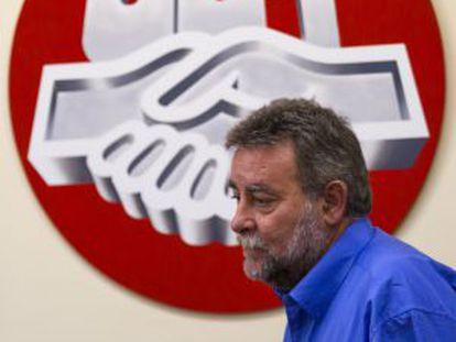 El exsecretario de UGT Francisco Fernández Sevilla.