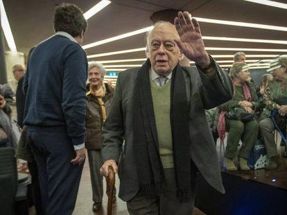 El expresidente Jordi Pujol, en una imagen de 2019.