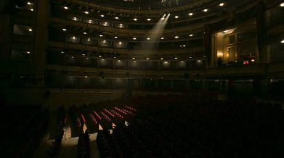 El madrileño Teatro Real, en julio de 2016.