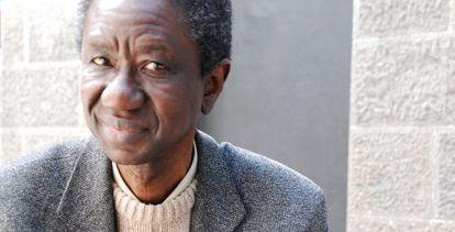 Moussa Konaté, escritor maliense.